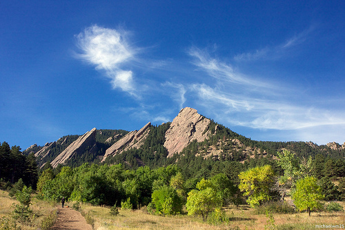 The Best Things To Take Pictures Of In Boulder This Summer